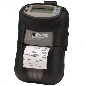 Zebra RW220 Mobile Label Printer